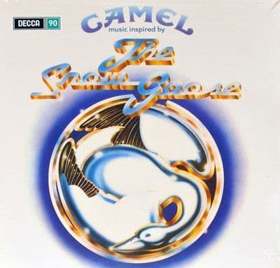 Camel<br>Music Inspired by The Snow Goose<br>LP, RE, RM